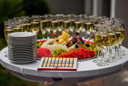 Catering Management.