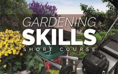 Gardening Skills Course Online