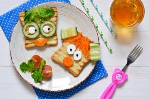 Child nutrition course online